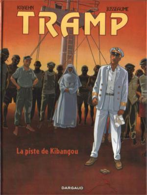 Couverture Tramp, tome 6 : La piste de Kibangou