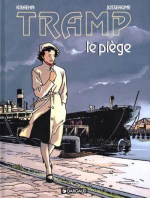 Couverture Tramp, tome 1 : Le piège