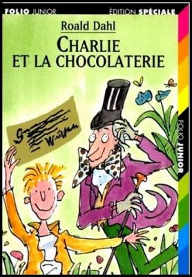 Couverture Charlie et la chocolaterie