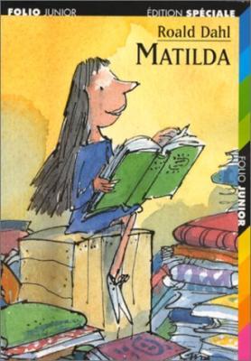 Couverture Matilda