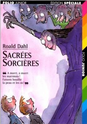 Sacrées Sorcières  Couv55198702