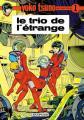 Couverture Yoko Tsuno, tome 01 : Le trio de l'étrange Editions Dupuis 1979