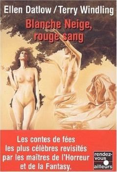 Couverture Blanche Neige, rouge sang