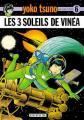 Couverture Yoko Tsuno, tome 06 : Les 3 soleils de Vinéa Editions Dupuis 1979