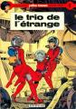 Couverture Yoko Tsuno, tome 01 : Le trio de l'étrange Editions Dupuis 1972