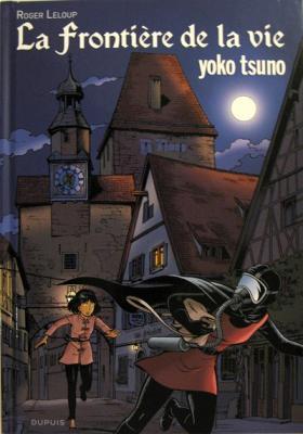 Couverture Yoko Tsuno, tome 07 : La frontière de la vie