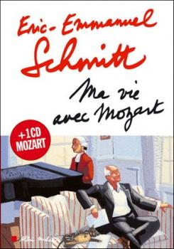 Couverture Ma vie avec Mozart