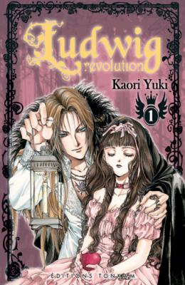 Couverture Ludwig Revolution, tome 1