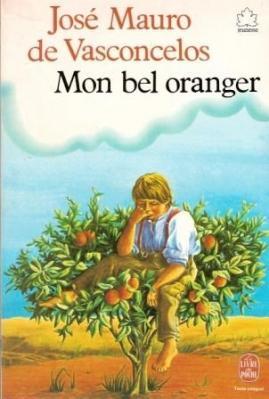 Couverture Mon bel oranger