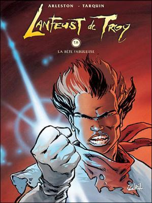 Couverture Lanfeust de Troy, tome 8 : La bête fabuleuse