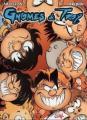 Couverture Gnomes de Troy, tome 1 : Humour Rural Editions Soleil 2000