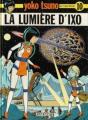 Couverture Yoko Tsuno, tome 10 : La Lumière d'Ixo Editions Dupuis 1980