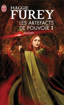 Couverture Les Artefacts du pouvoir, tome 1 : Aurian