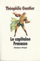 Couverture Le capitaine Fracasse, abrégé Editions L'École des loisirs (Classiques abrégés) 2006