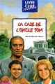 Couverture La case de l'oncle Tom Editions Hemma (Livre club jeunesse) 2001