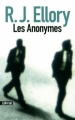 Couverture Les Anonymes Editions Sonatine 2010