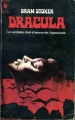 Couverture Dracula Editions Marabout (Fantastique) 1971