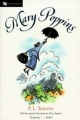 Couverture Mary Poppins Editions Houghton Mifflin Harcourt 1997
