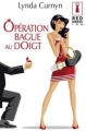 Couverture Opération bague au doigt Editions Harlequin (Red Dress Ink) 2009