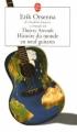 Couverture Histoire du monde en neuf guitares Editions Le Livre de Poche 2008