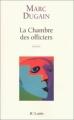 Couverture La Chambre des officiers Editions JC Lattès 1998