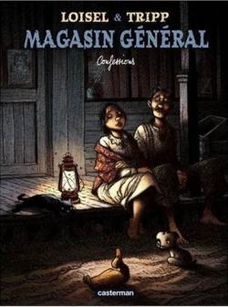 Couverture Magasin général, tome 4 : Confessions