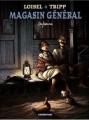Couverture Magasin général, tome 4 : Confessions Editions Casterman 2008