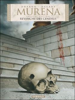 Couverture Murena, tome 08 : Revanche des cendres