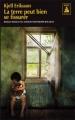 Couverture Ann Lindell, tome 1 : La terre peut bien se fissurer Editions Babel (Noir) 2010