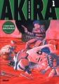 Couverture Akira (noir et blanc), tome 1 Editions Glénat (Seinen) 1999