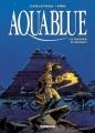 Couverture Aquablue, tome 10 : Le Baiser d'Arakh Editions Delcourt (Néopolis) 2002
