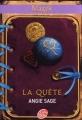 Couverture Magyk, tome 4 : La quête Editions Le Livre de Poche (Jeunesse) 2010
