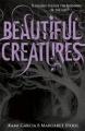 Couverture Chroniques des enchanteurs, tome 1 :  16 lunes / Sublimes créatures Editions Penguin Books 2010