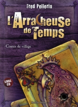 Couverture L'Arracheuse de temps