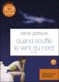 Couverture Quand souffle le vent du nord Editions Audiolib 2010