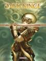 Couverture Le Dieu Singe, tome 1 Editions Delcourt (Ex-libris) 2008