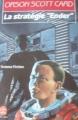 Couverture Le cycle d'Ender, tome 1 : La stratégie Ender Editions Tor Books 1989