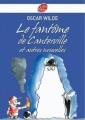Couverture Le fantôme de Canterville et autres contes / Le fantôme de Canterville et autres nouvelles Editions Le Livre de Poche (Jeunesse) 2008