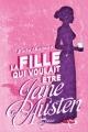 Couverture La Fille qui voulait être Jane Austen Editions Albin Michel (Jeunesse - Wiz) 2010
