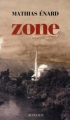 Couverture Zone Editions Actes Sud 2008