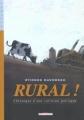 Couverture Rural ! Editions Delcourt (Encrages) 2001