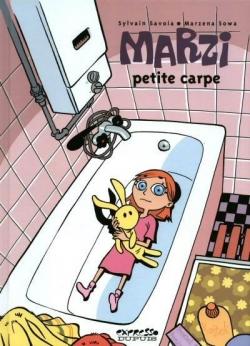 Couverture Marzi, tome 1 : Petite carpe