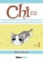 Couverture Chi, une vie de chat, tome 01 Editions Glénat (Kids) 2010