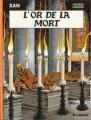 Couverture Jhen, tome 01 : L'Or de la mort Editions Le Lombard 1984