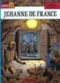 Couverture Jhen, tome 02 : Jehanne de France Editions Casterman 1998