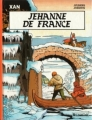 Couverture Jhen, tome 02 : Jehanne de France Editions Le Lombard 1985