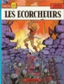 Couverture Jhen, tome 03 : Les écorcheurs Editions Casterman 1984