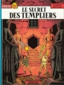 Couverture Jhen, tome 08 : Le Secret des  Templiers Editions Casterman 1990