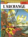 Couverture Jhen, tome 09 : L'Archange Editions Casterman 2000