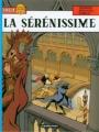 Couverture Jhen, tome 11 : La Sérénissime Editions Casterman 2009